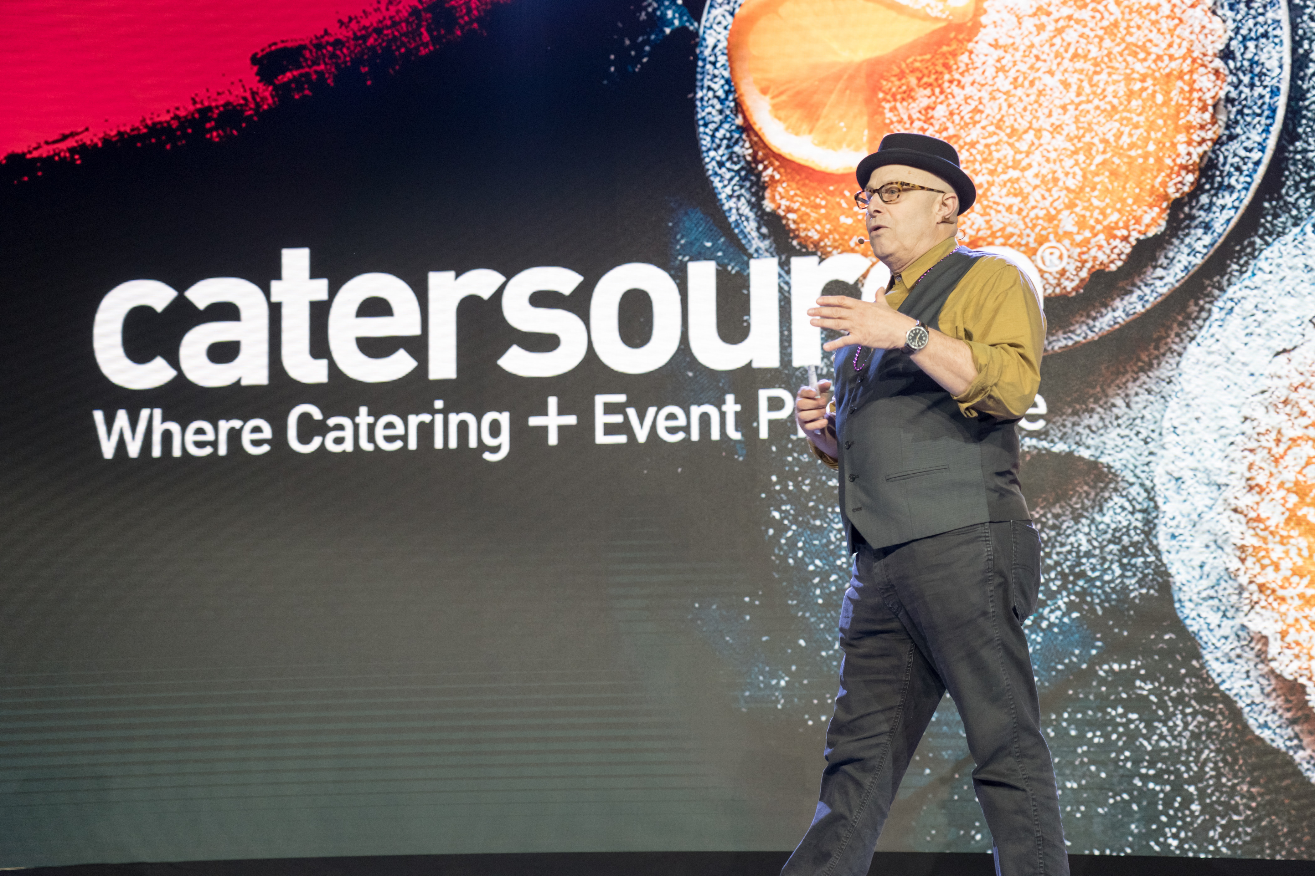 Catersource Speakers