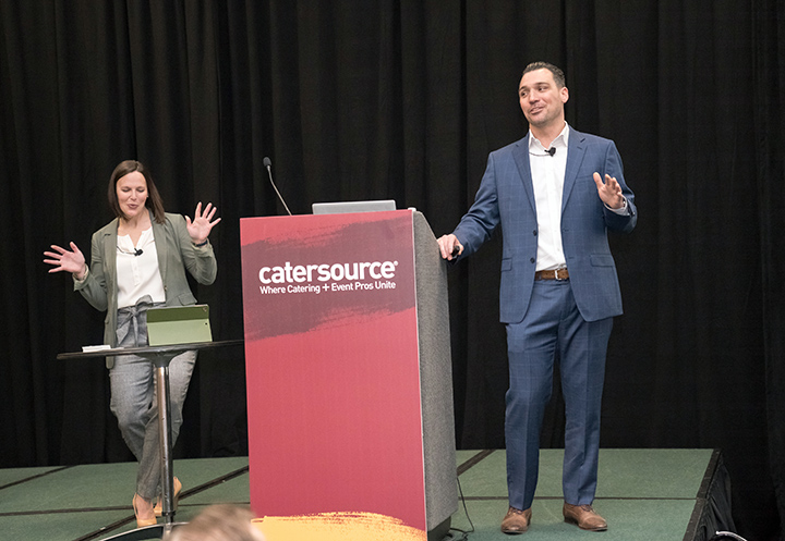 Call For Speakers Catersource