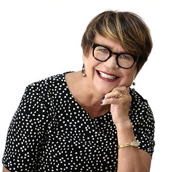 Pauline Parry Speaker